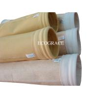 Wholesale Nomex / PPS / P84 / Polyimide / PTFE Industrial Bag Filter for Dust Collector System apply to Power generation plant from china suppliers