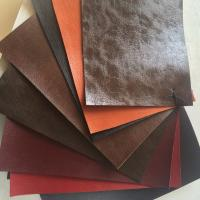 Wholesale Recycled Real Full Grain Cow Leather Fabric Abrasion Resistant More Than 50000 Times from china suppliers