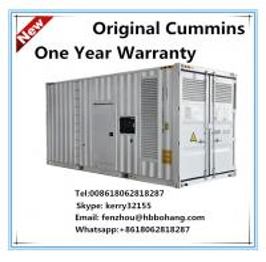 China 1000kva diesel generator set with Cummins diesel engine KTA38 on sale