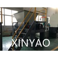 Quality Automatic Plastic Bottle Recycling Machine , Plastic Bottle Shredder Machine for sale