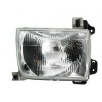 Buy cheap CRYSTAL HEAD LAMP(VEIN) HEAD LIGHT FRONT LAMP AUTO SPARE PARTS CAR ACCESSORIES USE FOR NISSAN PICK UP D22 97-2001 from wholesalers