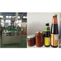 Wholesale High Viscosity Plastic / Glass Bottle Automatic Liquid Filling Machine 220V / 380V from china suppliers