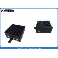 Wholesale 1-2W Wireless Digital Video Transmitter and Receiver with COFDM Modulation from china suppliers