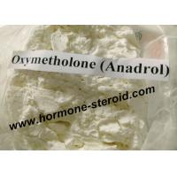 Wholesale White Crystalline Anadrol Oxymetholone Bulking Cycle For Anabolic Steroids CAS 434-07-1 from china suppliers