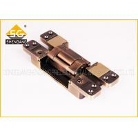 Wholesale 180 Degree Heavy Duty Folding Concealed Three Way Hinge 120 Kgs from china suppliers