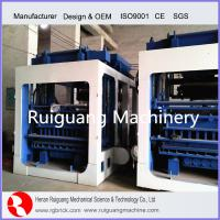 Wholesale concrete block paving block cement brick making machine from china suppliers