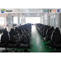 Wholesale Dynamic 5D Movie Theater With 10 Special Effect Simulations And Movement Seats from china suppliers