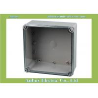 Wholesale Ip66 Electrical 200*200*95mm Clear Plastic Enclosure Box from china suppliers