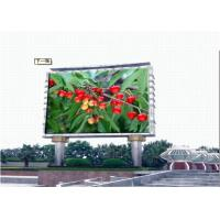 Quality RGB SMD LED Display Full Color Waterproof High Luminance For Commercial Advertising for sale