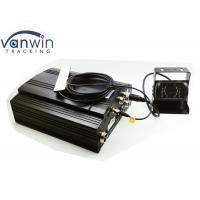 Buy cheap School Bus People Counter CCTV Mobile DVR 4 Cameras Monitoring from wholesalers