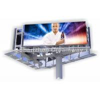 Wholesale Big PH10 Outdoor LED Billboard Three Sided with 160 by 160 mm LED Module , 110V / 60HZ from china suppliers