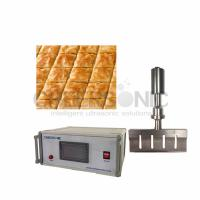 Wholesale Phyllo Pastry Cutting Machine CS1000DC Ultrasonic Food Processing 1500W from china suppliers