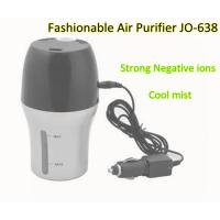 Wholesale OEM Cool Ultrasonic Power-saving Car Air Humidifiers of Negative Ions from china suppliers