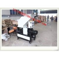 Quality China Plastic Industry Plastic Grinder/Low speed plastic crusher/Slow speed plastic granulator For America for sale