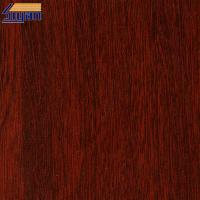Wholesale Cherry Wood Grain PVC Decorative Foil 0.12mm For Ceiling And Doors from china suppliers