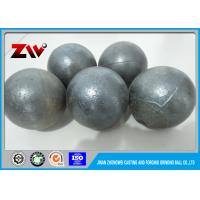 Wholesale HRC 45-48 Medium chrome cast steel Grinding Balls For Ball Mill Cr 5 from china suppliers