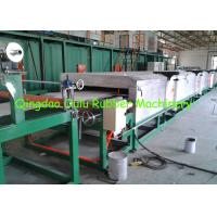 Wholesale EAC Continuous Rubber Vulcanizing Equipment Underlay Machinery Line 6-8 Worker Required from china suppliers