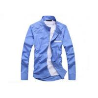 Fine Craftsmanship Teen School Uniform , School Uniform Blue Shirts For Kids for sale