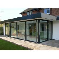 Buy cheap Customized Aluminium Security Doors Swing Open Style With Treatment Polishing from wholesalers