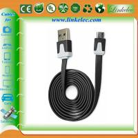 Wholesale double sided micro usb data cable for samsung from china suppliers