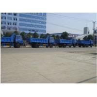 China 2017s high quality and best price dongfeng dump garbage truck, dongfeng 4*2 hot sale 8ton wastes collecting truck on sale