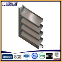 Buy cheap aluminium and glass window sun shutters and blades from wholesalers