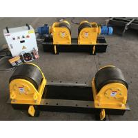 Wholesale OEM Bolt Adjustment Pipe Welding Rotator For Butt Fit Up Welding from china suppliers