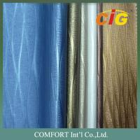 Wholesale 0.6mm - 1.2mm PVC Leather Colorful Many Different Design For Upholstery Fabric from china suppliers