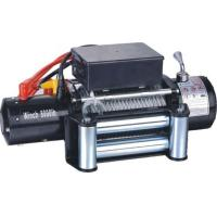 Wholesale Most popular powerful 12V 8000 lbs electric winch for off road for Jeep Wrangler from china suppliers