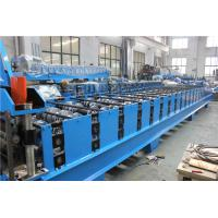 5.5kw Steel Sheet Floor Deck Roll Forming Machine 2 Year Guarantee