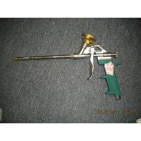 Wholesale Aluminium Metal Foam Spray Gun With Plastic Handle For Doors / Window Sealing from china suppliers