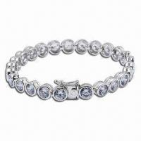 Wholesale Bracelet, Made of 925 Sterling Silver from china suppliers