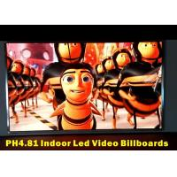 Wholesale Video Billboard Advertising P4.81 Led Video Billboards with Ultra Light Cabinet W 1000 x H 500 mm from china suppliers
