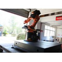 Wholesale Industrial 3D Automatically Robot Fiber Laser Cutting Machine for Metal from china suppliers
