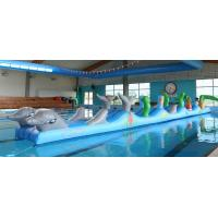 Wholesale Inflatable Sports For Swimming Pool, Aqua Obstacle Course For Sale from china suppliers
