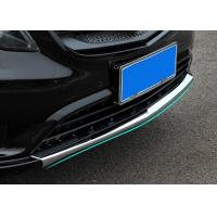 Wholesale Benz New Vito 2016 2017 Exterior Body Trim Parts , Front Bumper Lower Garnish from china suppliers