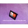 Buy cheap Một khung dấu PMMA màu đen giữ truy cập hàng đầu acrylic bảng lều from wholesalers
