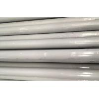 ASTM A269 304 Round Seamless Stainless Steel Pipe 4 inch For Sanitary