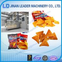 Wholesale small scale Doritos making machine machines for food processing plant from china suppliers