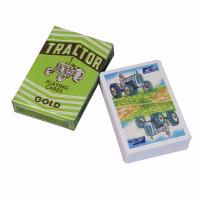 Quality XF Indian Poker tractor Green paper marked cards magic trick Omaha Poker Analyzer and Texas hold em Poker Analyzer for sale