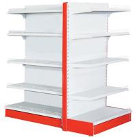Wholesale Four Levels Supermarket Display Racks 120 - 150kg / Layer Loading Capacity from china suppliers