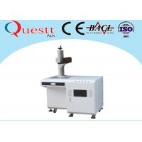 Wholesale 3W Plastic Laser Marking Machine , Air Cooling Industrial Marking Machine For Auto Parts from china suppliers