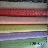 Wholesale printed Fish pattern pu leather for shoes from china suppliers