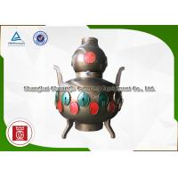 Wholesale Eight Diagrams Fire Fish Charcoal Grill Equipment Chinese Style Boiler Steel Material from china suppliers