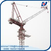 Wholesale QTD160-5030 Luffing Jib Tower Crane 12t Max. load and 3.0t Tip Load from china suppliers