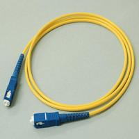 Wholesale Indoor Distribution Fiber Optic Cable Assemblies SMF Mode Type Customized Length from china suppliers