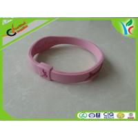 Wholesale Soft Non-Toxic Silicone Energy Bracelet Colorful Comfortable For Gift from china suppliers