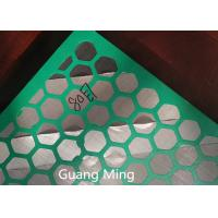 Buy cheap API Size 585*1165mm Mi Swaco Shaker Screens Mine Sieving Mesh For Fine Particles Screening from wholesalers