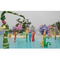 Wholesale Outdoor Spray Park Equipment Children Morning Glory Water Fountain from china suppliers