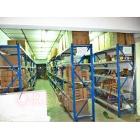 Wholesale Adjustable Pallet Racking System , Long Span Racking For Small Parts Handling from china suppliers